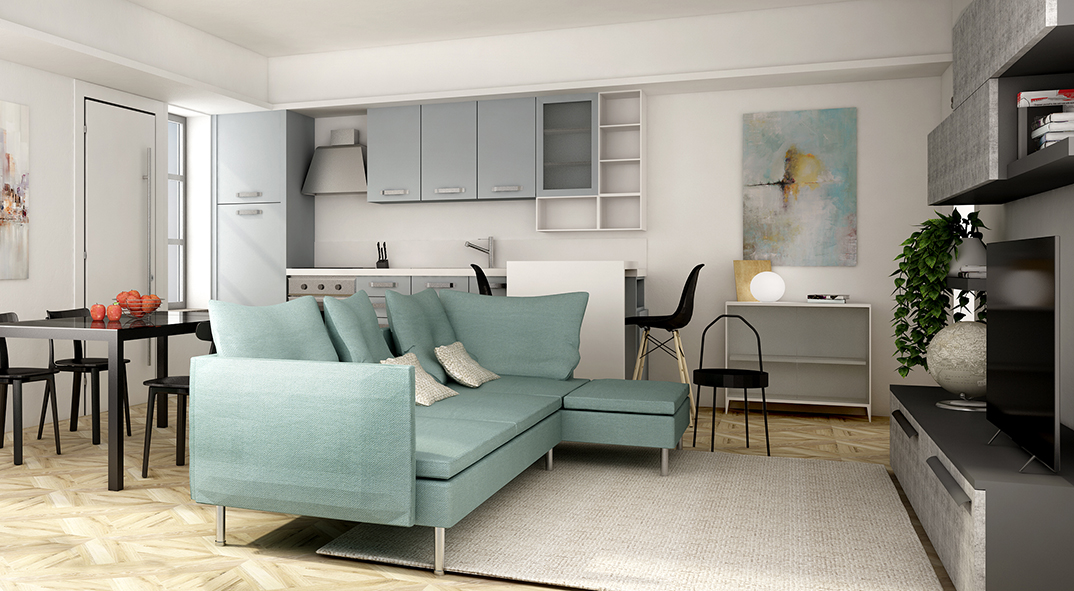Appartamento a MILANO Via Lomellina