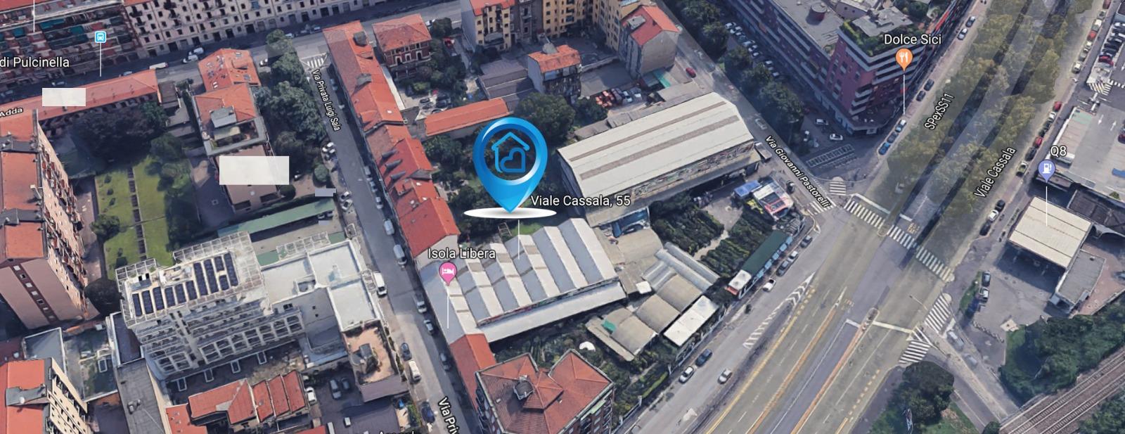 Box auto a MILANO zona Navigli